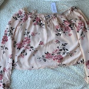 Kendall and Kylie blouse